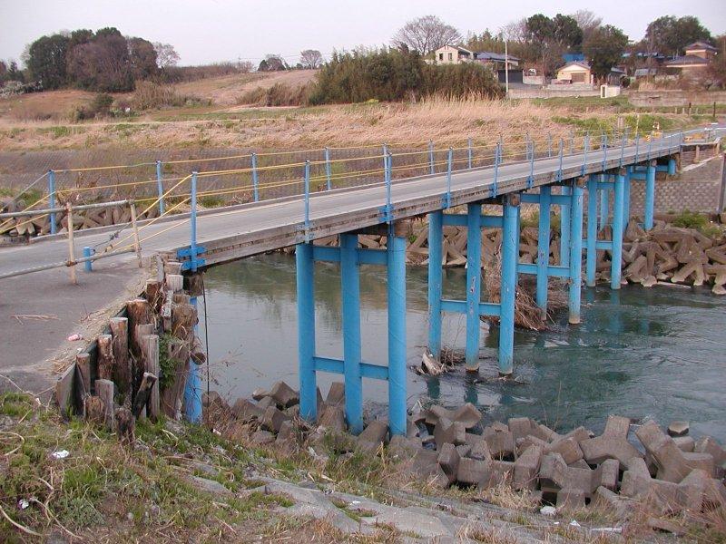 高尾橋|木橋資料館